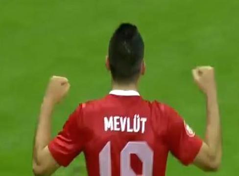 Turkey 1-1 Denmark