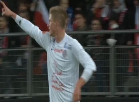 Valenciennes 1-1 Montpellier