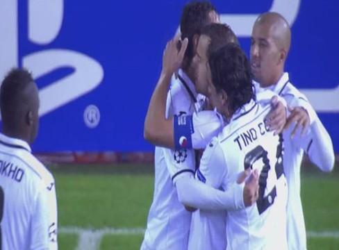 Valencia 4-2 BATE Borisov