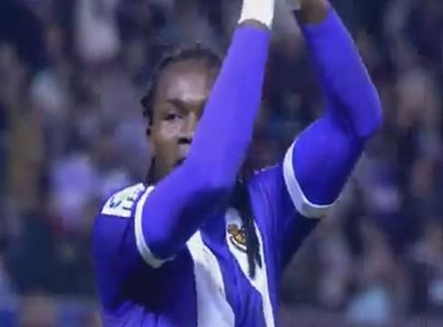 Valladolid 1-0 Granada
