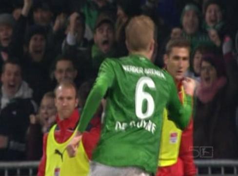 Werder Bremen 2-1 Fortuna Dusseldorf