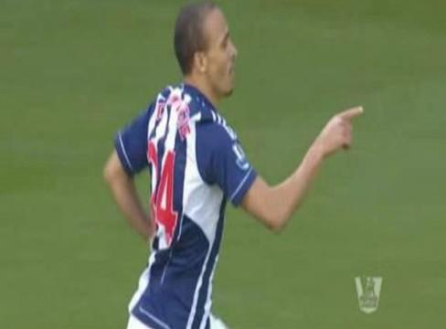 West Bromwich Albion 2-1 Chelsea
