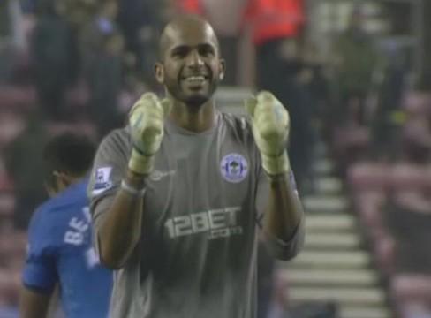 Wigan Athletic 3-2 Reading