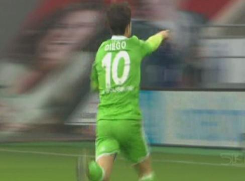 Wolfsburg 3-1 Bayer Leverkusen