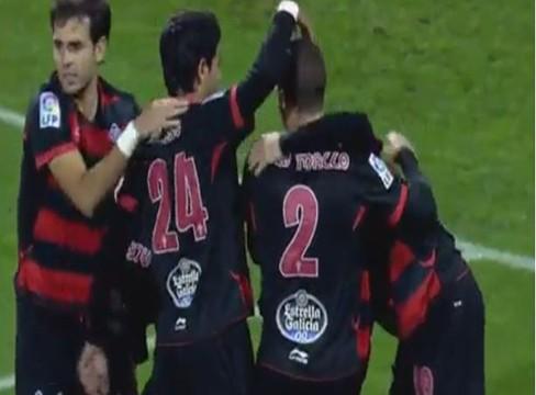 Real Zaragoza 0-1 Celta Vigo