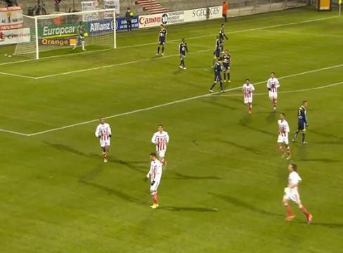 Ajaccio 2-0 Reims