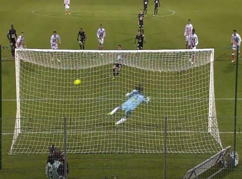 Ajaccio 2-4 Rennes