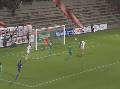 Ajaccio 0-0 Saint-Etienne