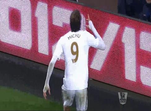 Arsenal 0-2 Swansea City