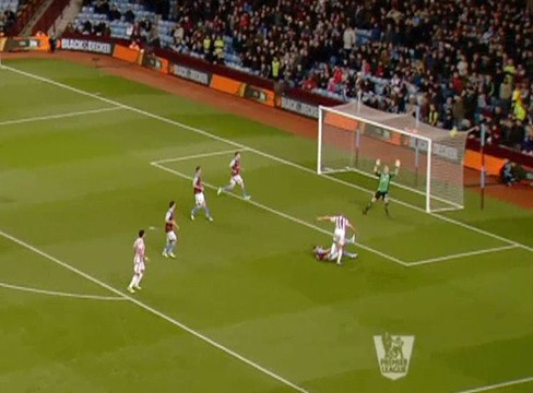 Aston Villa 0-0 Stoke City