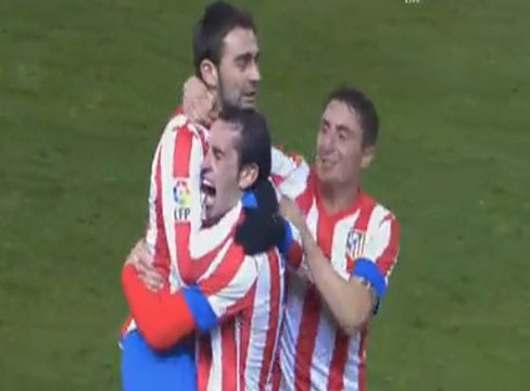 Atletico Madrid 1-0 Celta Vigo