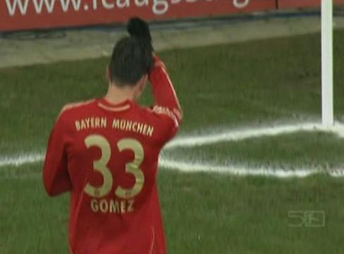 Augsburg 0-2 Bayern Munich