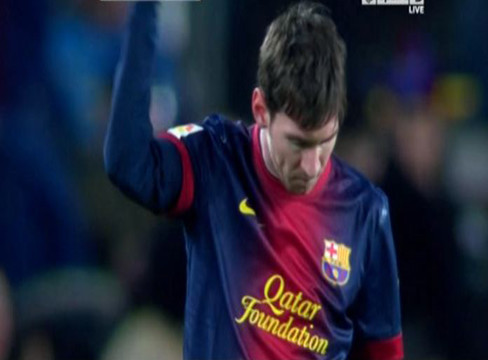 Barcelona 4-1 Atletico Madrid