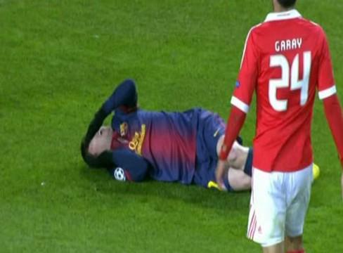 Barcelona 0-0 Benfica
