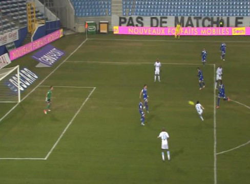 Bastia 1-2 Marseille