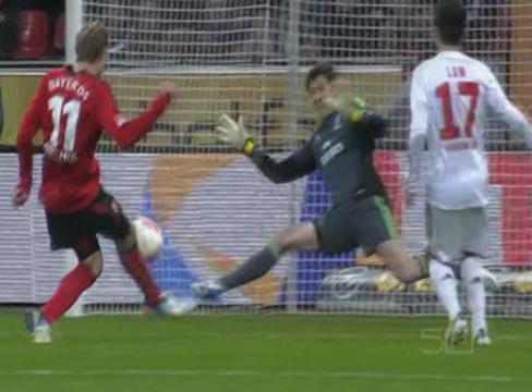Bayer Leverkusen 3-0 Hamburger SV