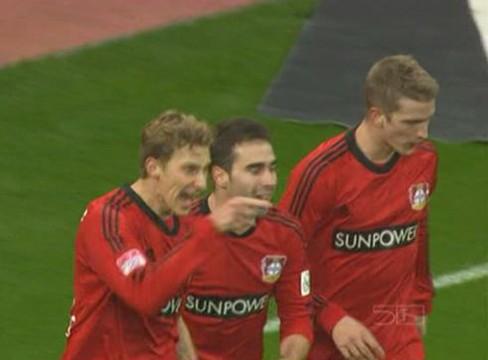Bayer Leverkusen 1-0 Nurnberg
