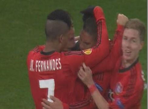 Bayer Leverkusen 1-0 Rosenborg