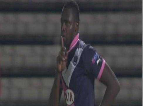 Bordeaux 2-0 Newcastle United