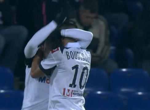 Bordeaux 2-2 Sochaux