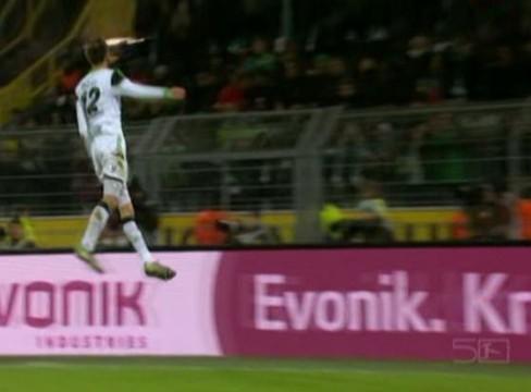 Borussia Dortmund 2–3 Wolfsburg