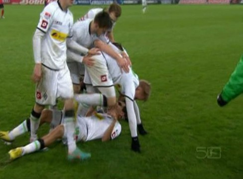 Borussia Monchengladbach 2-0 Mainz