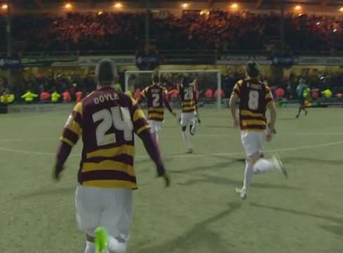 Bradford City 1-1 (3-2) Arsenal