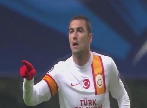 Sporting Braga 1-2 Galatasaray