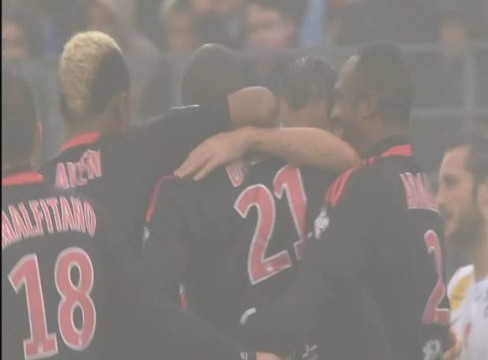 Brest 1-2 Marseille