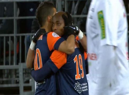 Brest 1-2 Montpellier