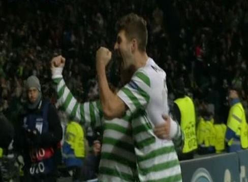 Celtic 2-1 Spartak Moscow