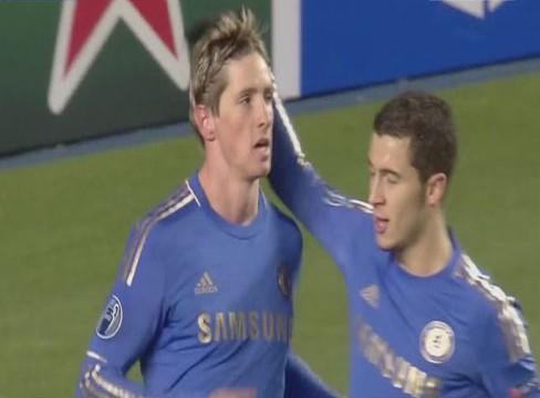 Chelsea 6-1 Nordsjaelland