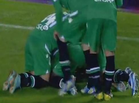 Deportivo La Coruna 2-3 Real Betis