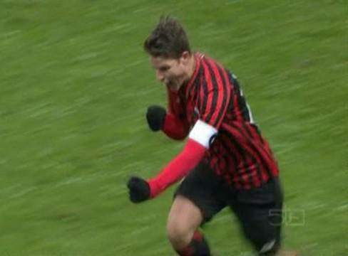 Eintracht Frankfurt 4-1 Werder Bremen