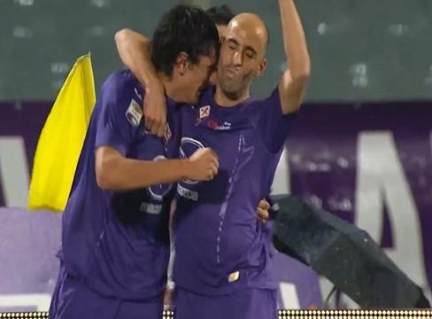 Fiorentina 2-2 Sampdoria