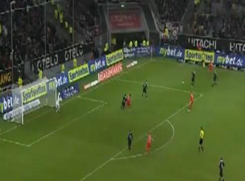 Fortuna Dusseldorf 4-0 Eintracht Frankfurt