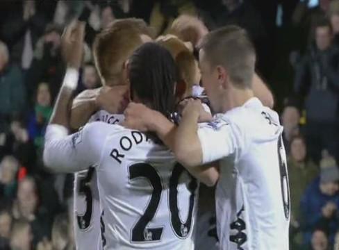 Fulham 2-1 Newcastle United