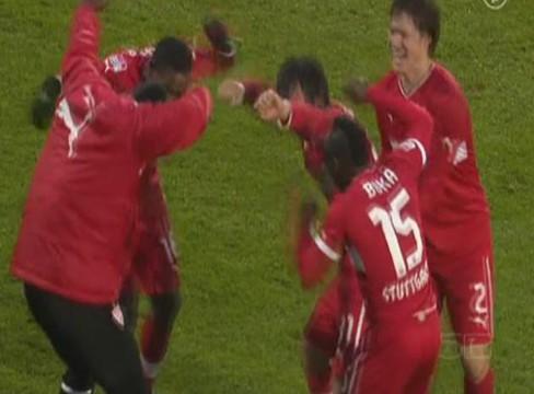 Greuther Furth 0-1 Stuttgart