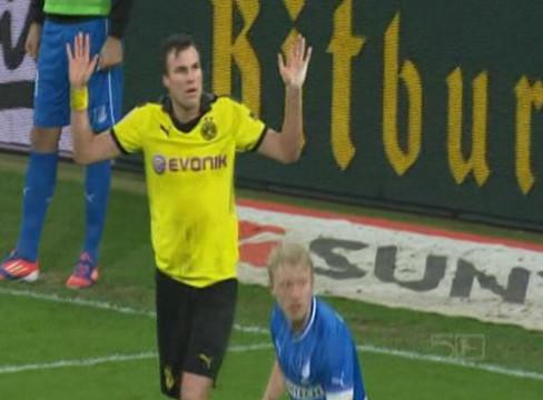 Hoffenheim 1-3 Borussia Dortmund