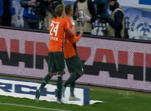 Hoffenheim 1-4 Werder Bremen