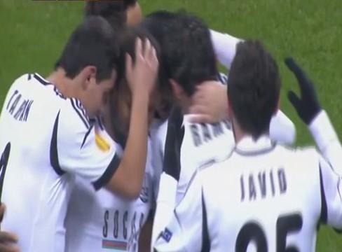 Inter 2-2 Neftchi Baku