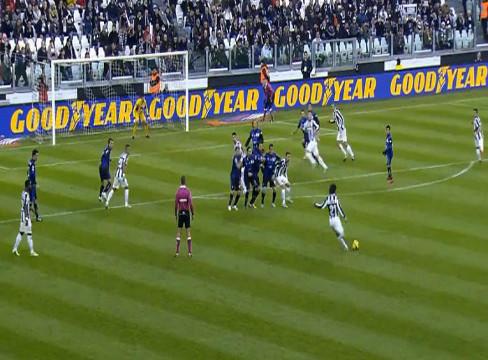 Juventus 3-0 Atalanta
