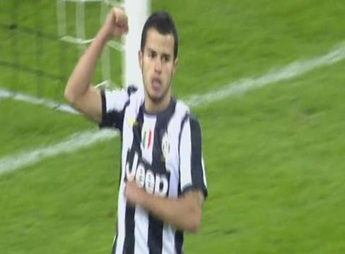 Juventus 1-0 Cagliari