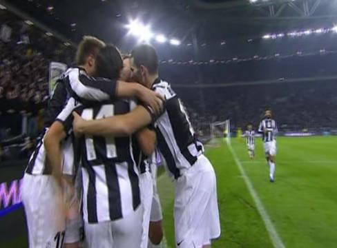 Juventus 3-0 Torino