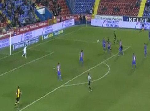 Levante 0-1 Real Zaragoza