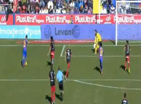 Levante 4-0 Mallorca