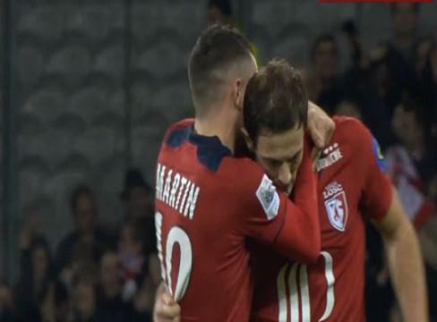 Lille 4-1 Montpellier
