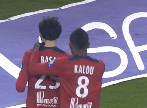 Lille 2-0 Toulouse