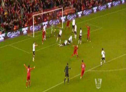 Liverpool 4-0 Fulham