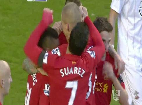 Liverpool 1-0 Southampton